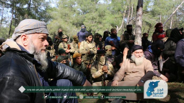 Uglednici Idliba posjetili kamp Tahriru Šama