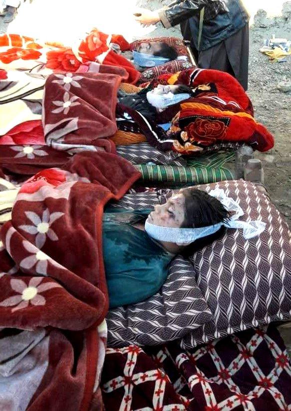 Zločin u provinciji Nangarhar