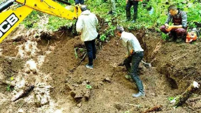 Masovna grobnica na Igmanu