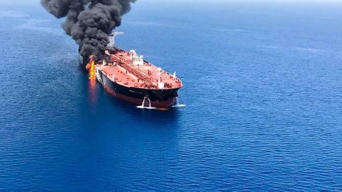 Dva naftna tankera su 13. juna pretrpjela napade u Omanskom zaljevu