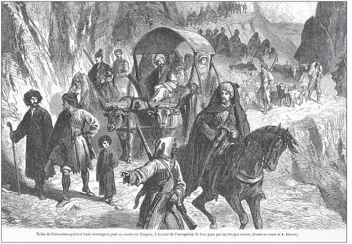 Pogrom muslimanskog stanovništva na Kafkazu