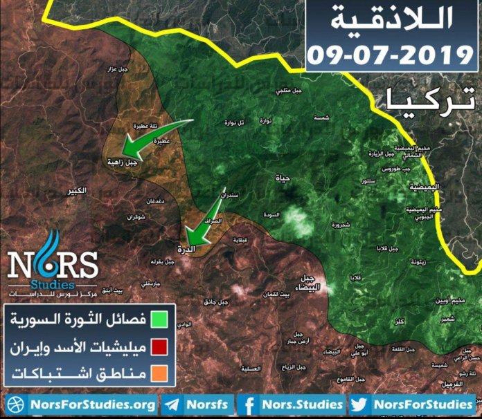 Ofanziva na Latakiju