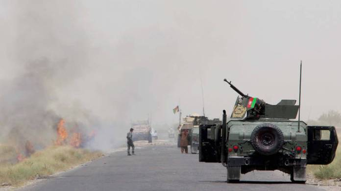 Talibani svakodnevno napadaju afganistanske marionetske snage