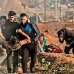 Gaza, demonstracije