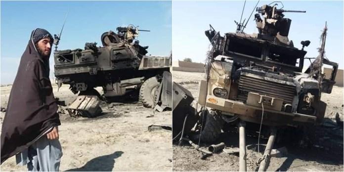 Afganistan-unisteno-vozilo