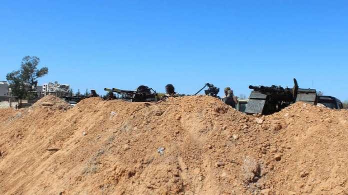 Libija sukobi