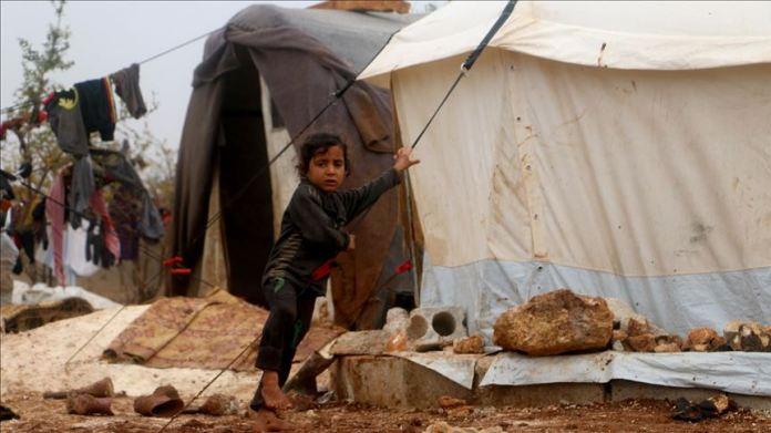 Sirijsko dijete izbjeglica