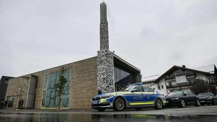 Džamija u Njemačkoj