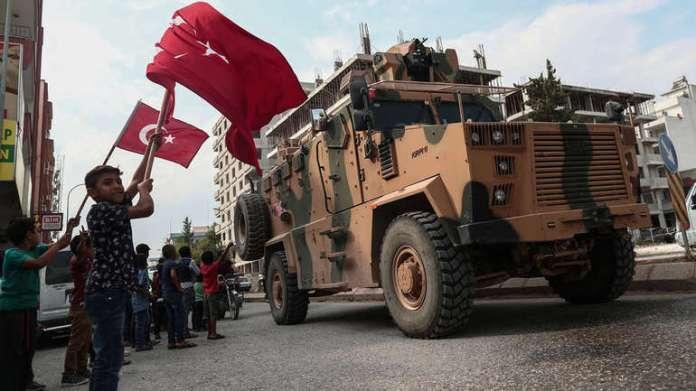 Turska vojska