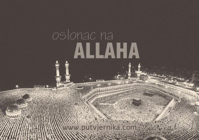 tevekkul oslonac na Allaha