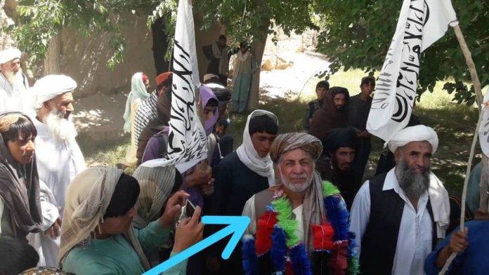 Marionetski general se pridružio talibanima