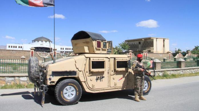 Napad u Afganistanu