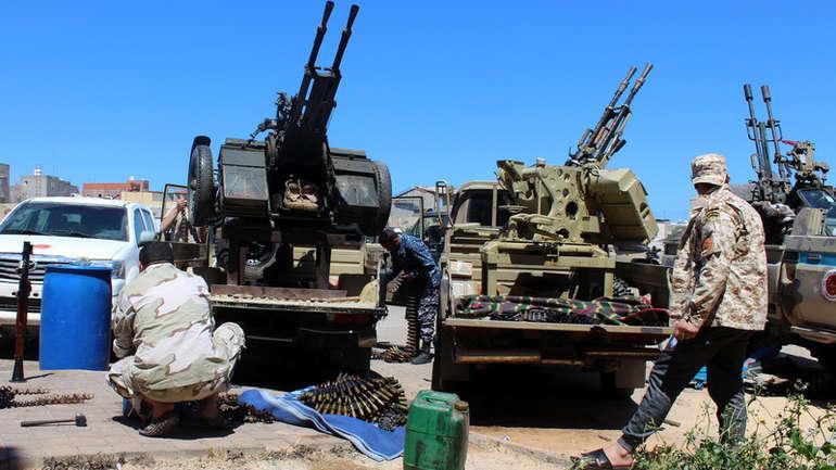 Rat u Libiji