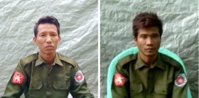 Pvt. Myo Win Tun i Pvt. Zaw Naing Tun su prvi pripadnici mijanmarske vojske koji su otvoreno priznali da su učestvovali u. kako su to u UN-u nazvali, genocidnoj kampanji protiv Rohinja muslimana