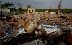 Demolirane, spaljene ili totalno uništene džamije u Mijanmaru od strane budista