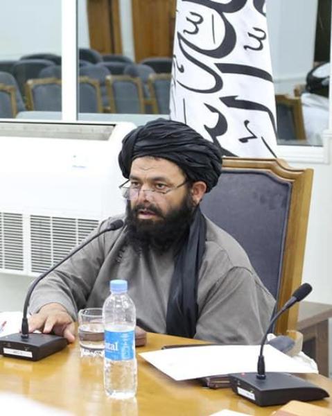 Ministar finansija: Mullah Hidajetullah Bedri