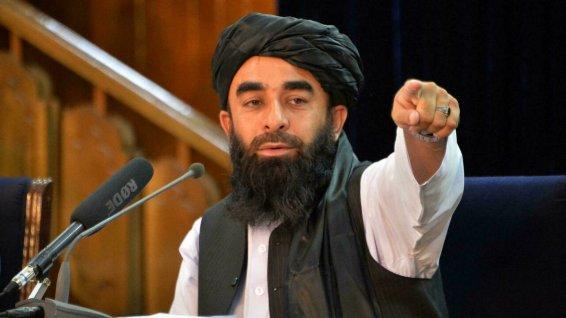 Zamjenik ministra informacija i kulturnih poslova: Zebihullah Mudžahid