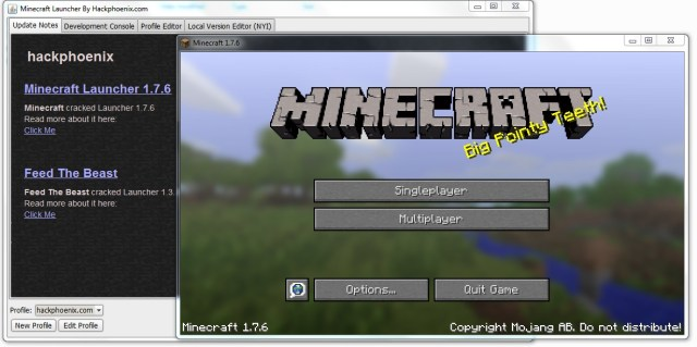 minecraft launcher 1 0 7 download