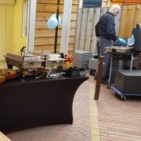 BBQ met kok arrangementen