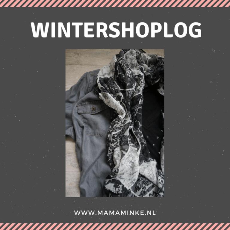 Shoplog winterkleding primark, miss etam en action