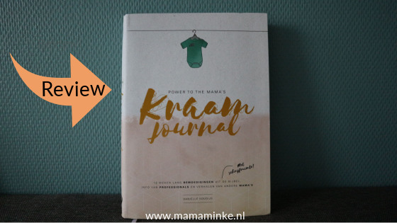 Review Kraamjournal; de musthave voor iedere mama-to be!