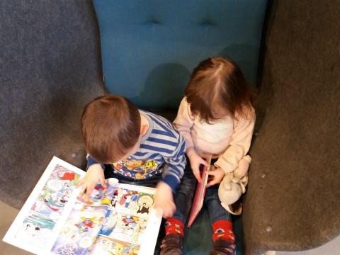 Dagboek #10: action, helpen op school en kleren uitzoeken