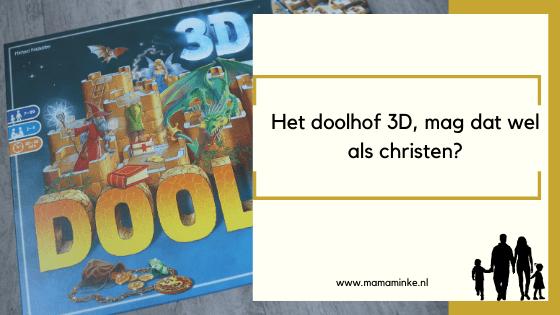 Het doolhof 3D mag dat wel als christen? (review)
