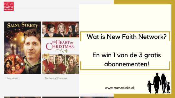 New Faith Network het christelijke netflix?