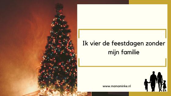 Taboe: Ik vier de feestdagen zonder mijn gezin