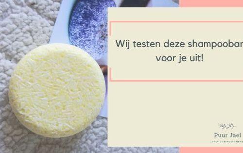 Shampoobar testen - uitgelichte afbeelding