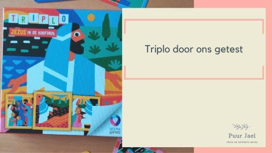 Triplo gebruiken voor geloofsopvoeding van je kinderen