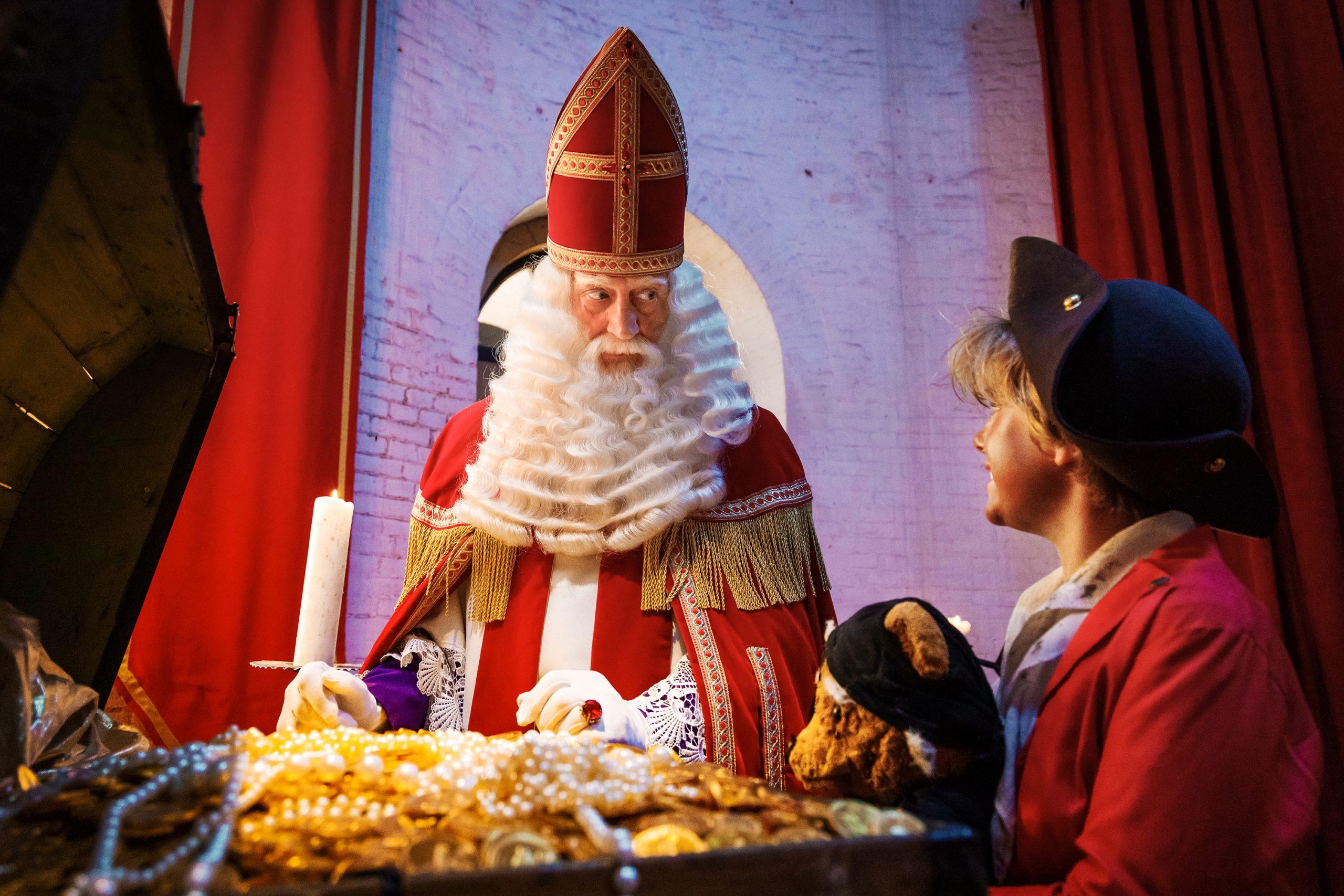 Win je eigen video van Sint met dit jaar piraat Berenstein