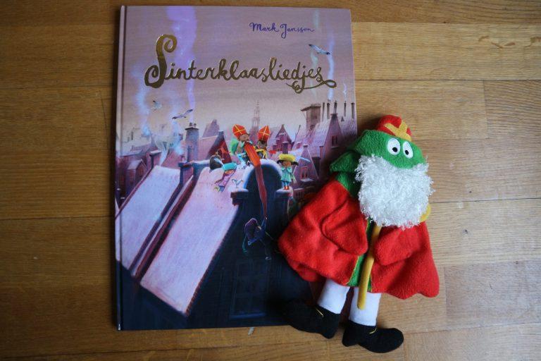 Sinterklaasliedjes prentenboek voor alle kinderen