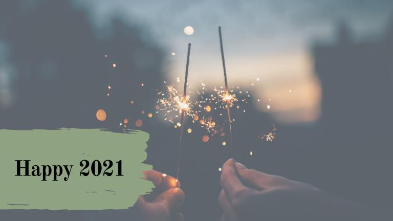 Mijn dromen, doelen en wens voor 2021