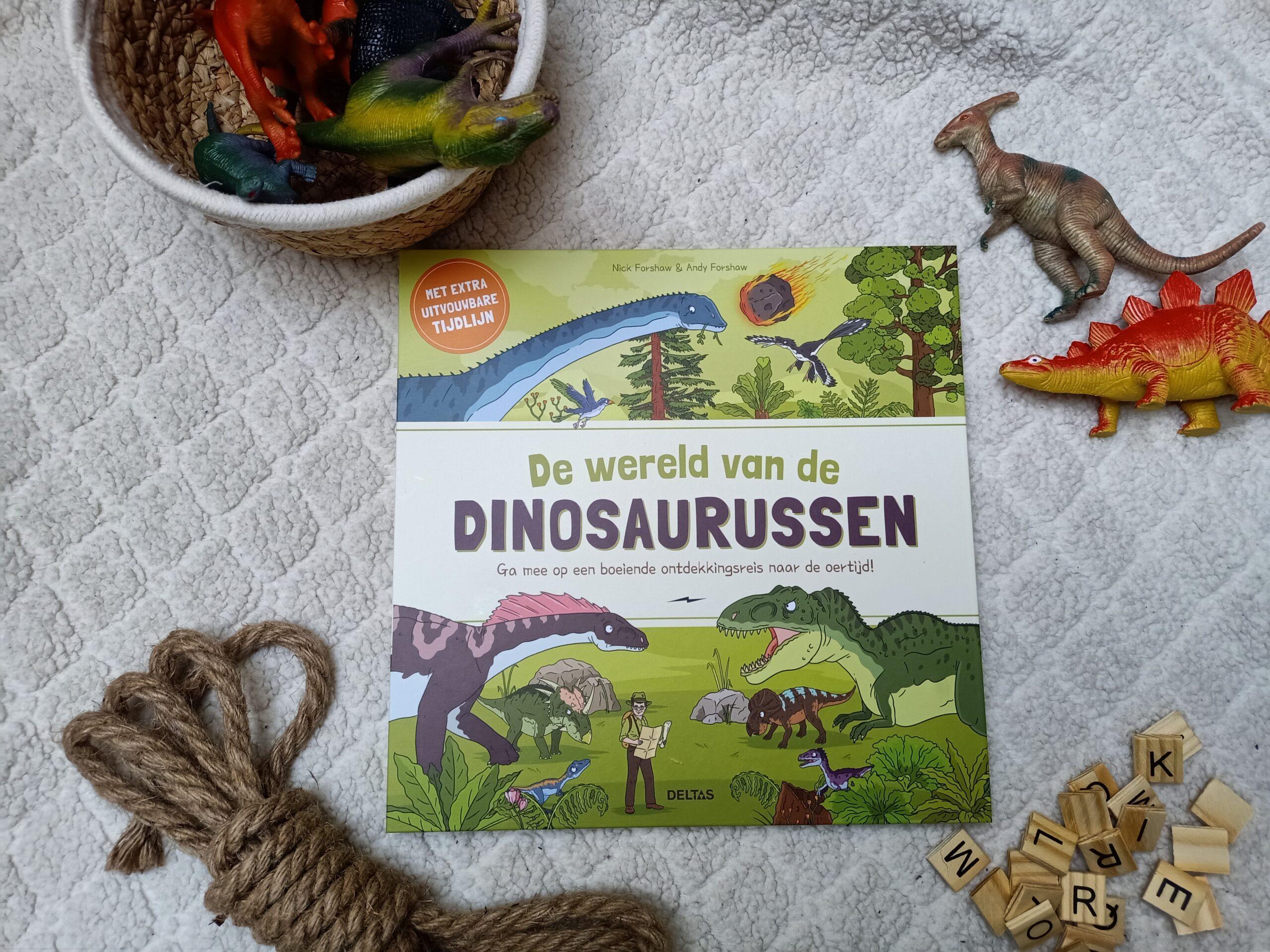 Deze dinosaurussen wil je ontdekken!
