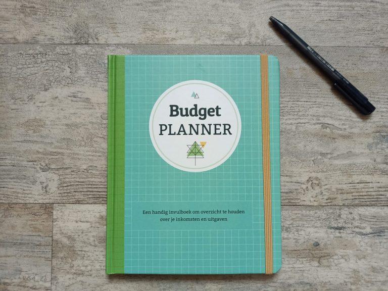 Een budgetplanner die iedereen zou moeten hebben