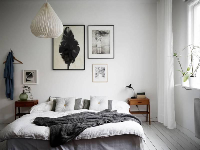binnenkijken in Scandinavisch appartement