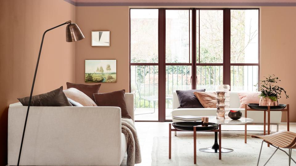 flexa-kleur-van-het-jaar-2018-elegant-comfort-woonkamer-inspiratie ...