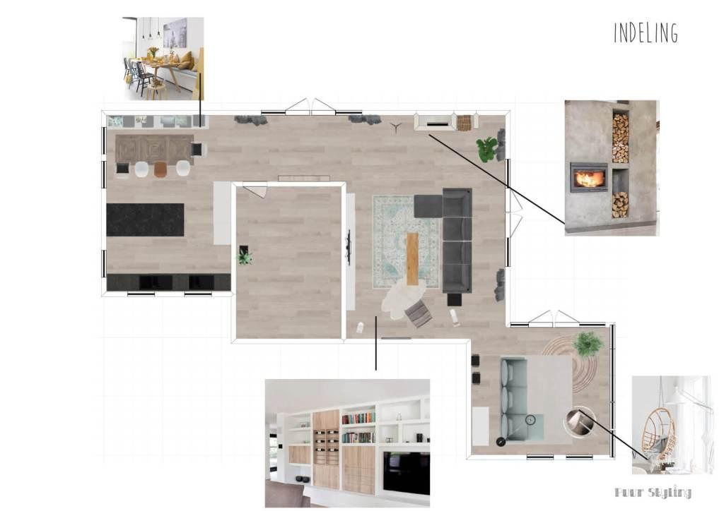indeling interieuradvies groningen zuidhorn