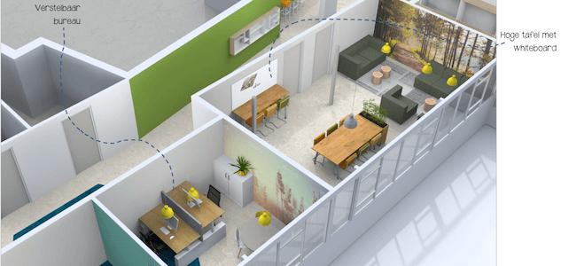 Puur Styling Interieurontwerp Kind Centrum Eenrum