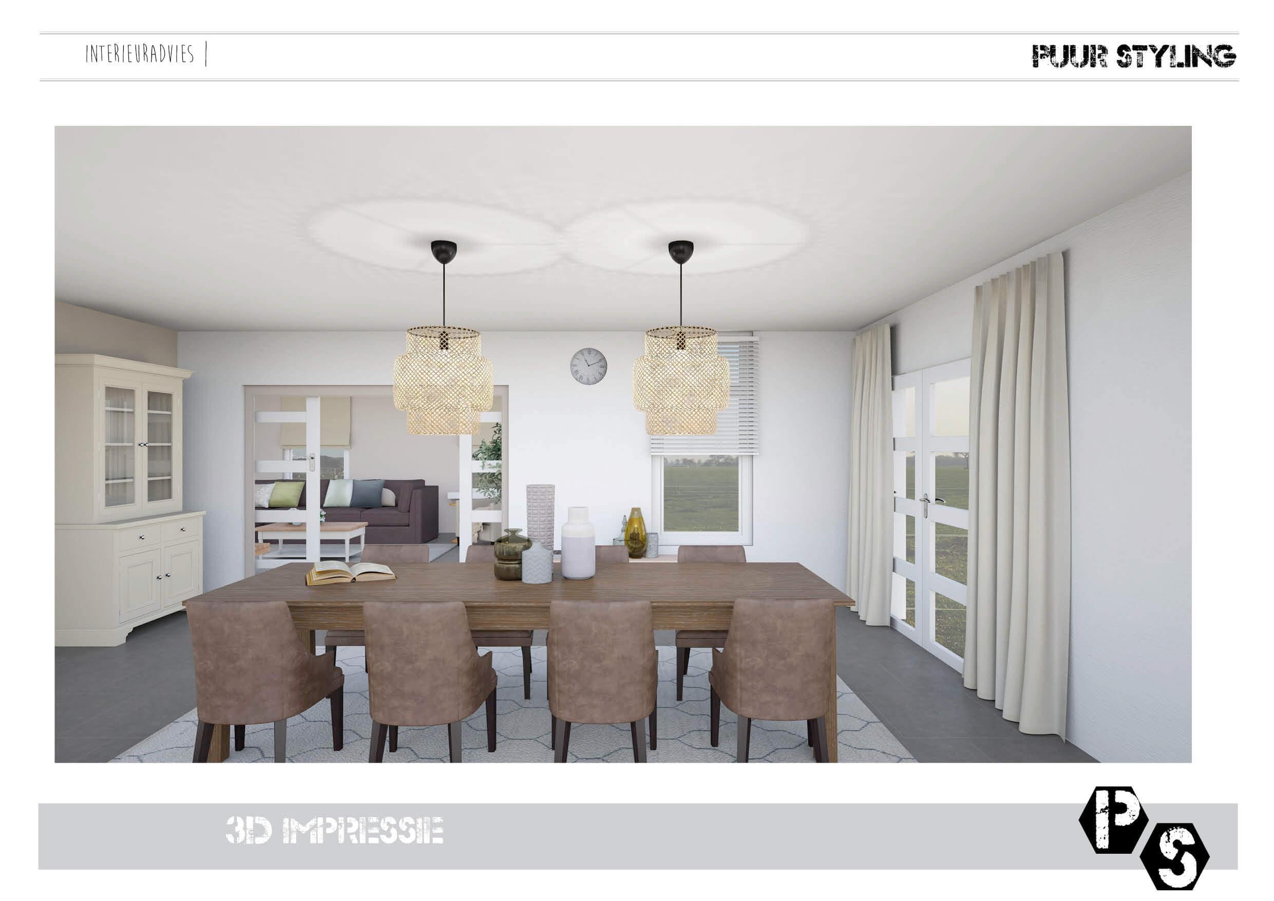 interieuradvies 3D Zevenhuizen3