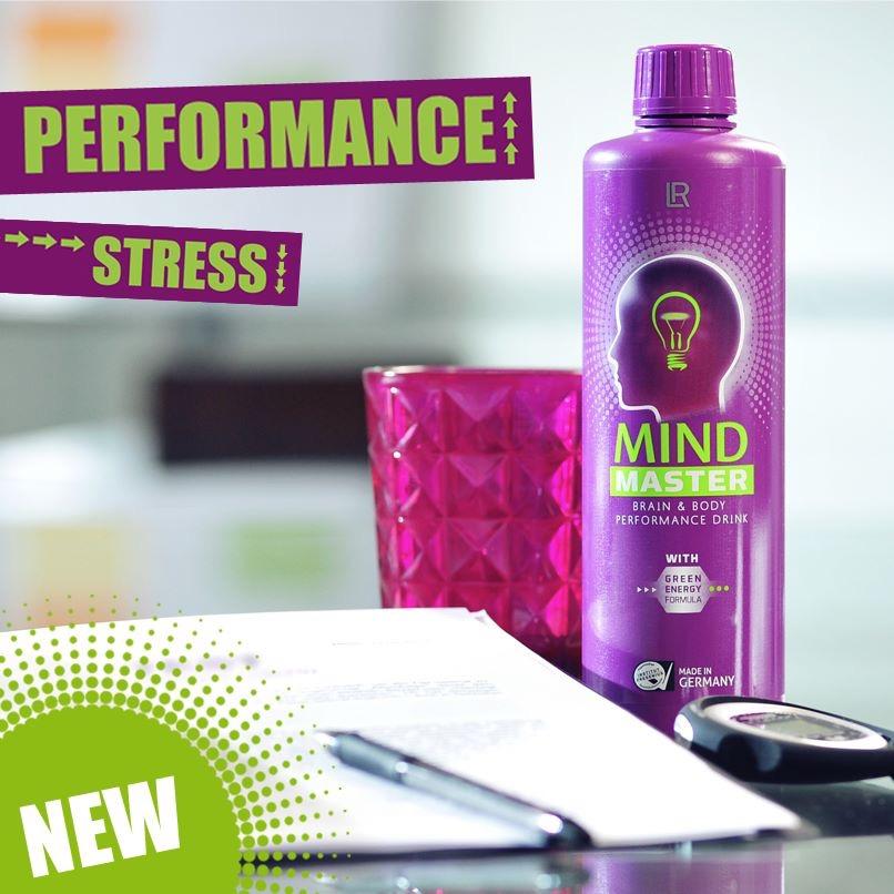Mind-master-fles