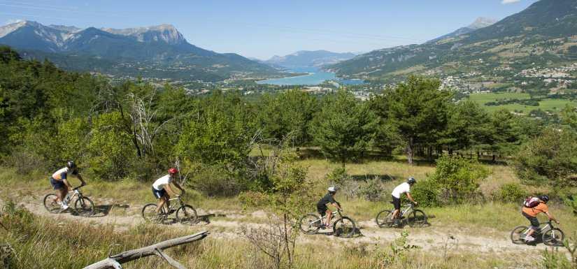frankrijk-alpen-mountainbike - gezinsvakantie - puurvangeluk