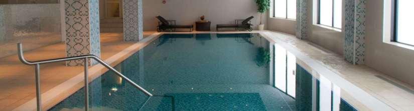 zwembad - hotel jagershorst - puur van geluk
