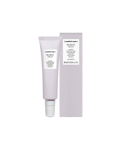 product en verpakking remedy cream [comfort zone] 60ml - puurwellnessamersfoort
