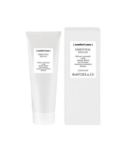 Product en verpakking Essential peeling 60ml [comfort zone] Puur wellness Amersfoort