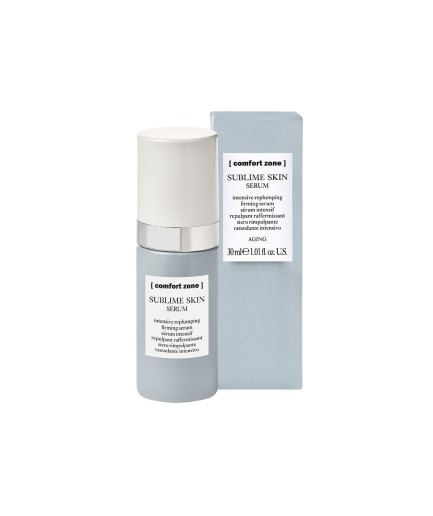 product en verpakking [comfort zone] Sublime Skin serum 30ml puur wellness amersfoort