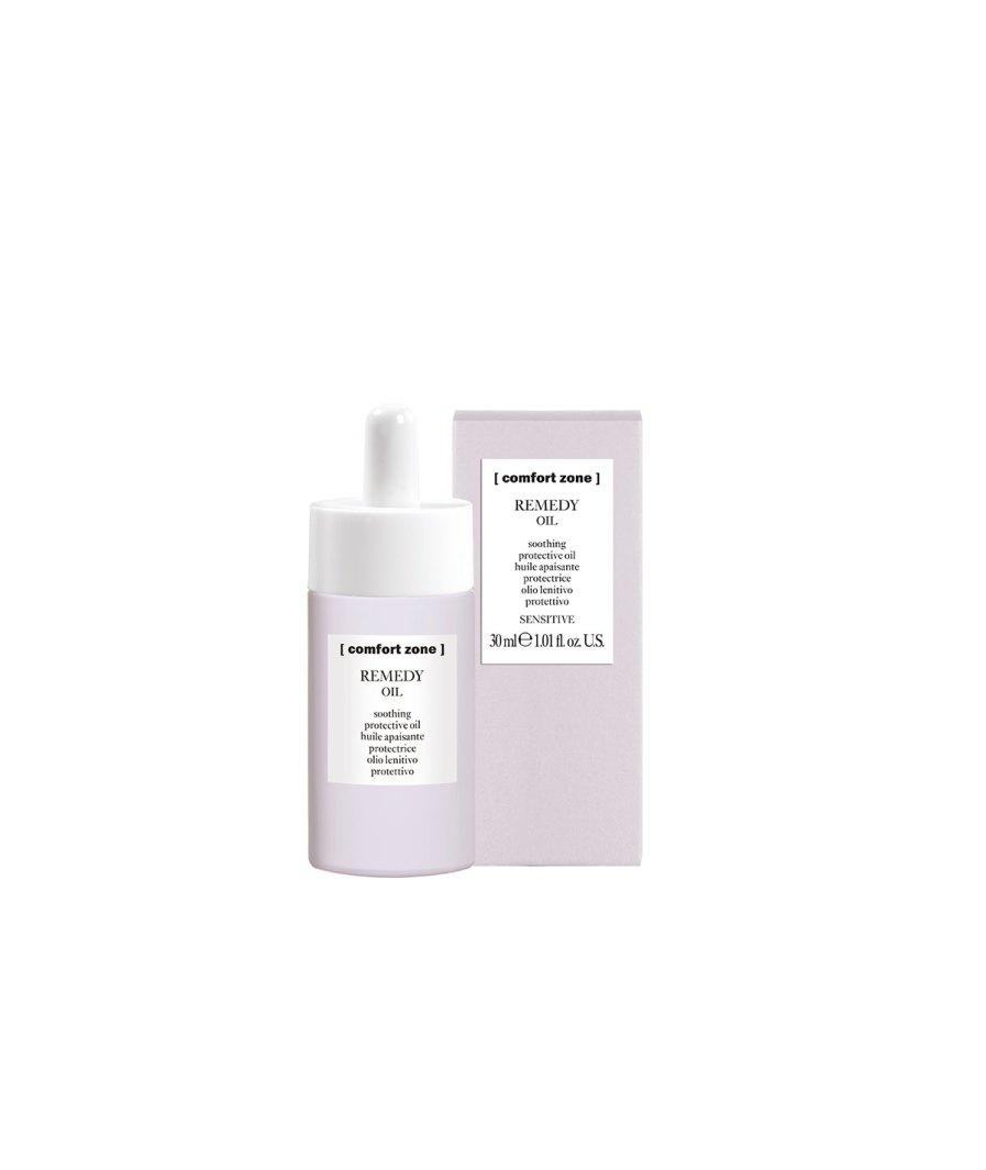 product en verpakking remedy oil [comfort zone] 30ml - puurwellnessamersfoort