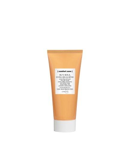 Sun Soul EXTRA Face cream spf50+ 60ml [comfort zone] Puur Wellness Amersfoort