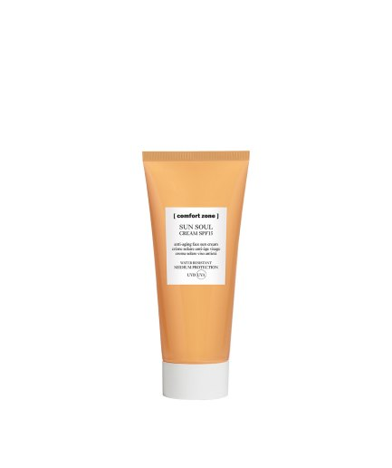 Sun soul face cream SPF15 60ml [comfort zone] Puur Wellness Amersfoort
